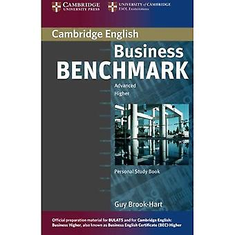 Business Benchmark Advanced Personal Study Book for BEC and BULATS (Business Benchmark)