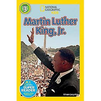 Lettori geografici nazionali: Martin Luther King, Jr. (lettori geografici nazionali - livello 2)