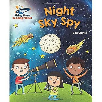 Lecture de planète - Night Sky espion - or: Galaxy (Rising Stars lire la planète)