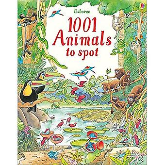 1001 Animals to Spot - 1001 Things to Spot