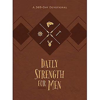 Daily Strength for Men: A 365-Day Devotional
