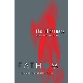 Études bibliques de Fathom: Le Journal étudiant de Wilderness: une plongée profonde dans l'histoire de Dieu (études bibliques de Fathom)