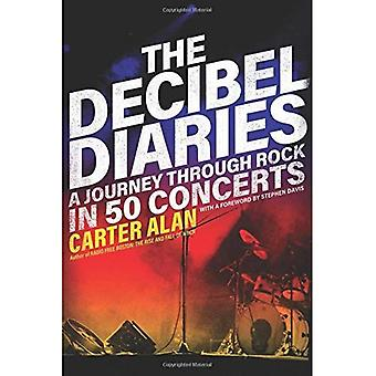 The Decibel Diaries: A Journey Through Rock in 50� Concerts