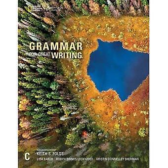 Grammatik für große Schrift C