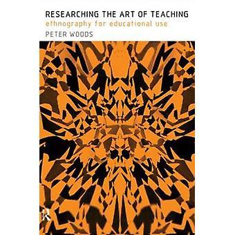 البحث عن فن اﻻثنوغرافيا التدريس للتربية تستخدمها وودز & بيتر