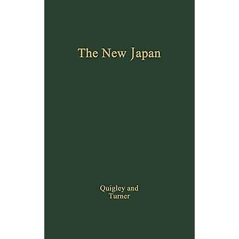 The New Japan Government and Politics. by Quigley & Harold Scott