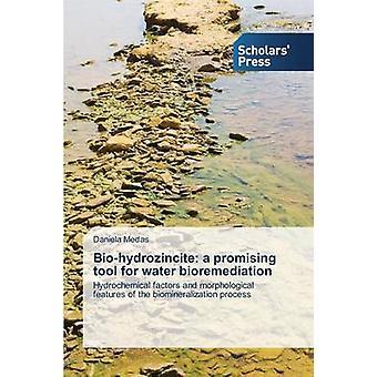 Biohydrozincite a promising tool for water bioremediation by Medas Daniela