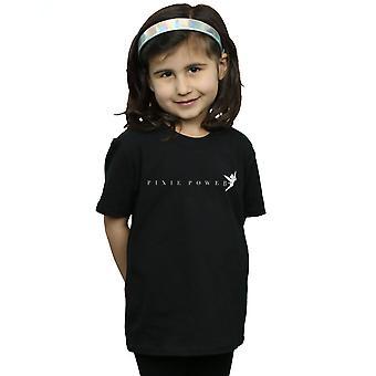 Disney Girls Tinker Bell Pixie Power T-Shirt