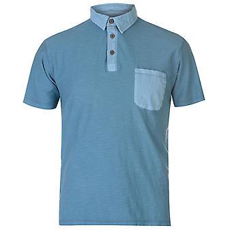 Pierre Cardin Mens Jersey Polo skjorte klassisk tilpasset Tee topp kort erme bomull