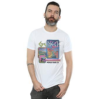 Genesis mænds World Tour 78 T-Shirt