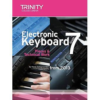 Electronic Keyboard Grade 7 - 2013 - 9780857361813 Book