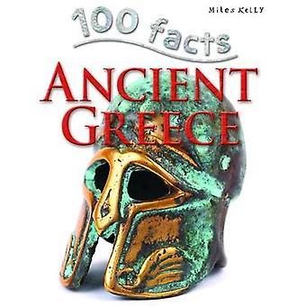 100 feiten oude Griekenland door Fiona MacDonald-9781786170736 boek