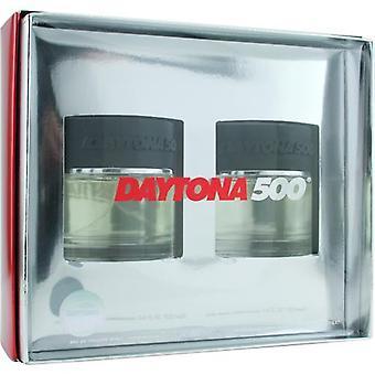 DAYTONA 500 by Elizabeth Arden EDT SPRAY 3.4 OZ & AFTERSHAVE 3.4 OZ