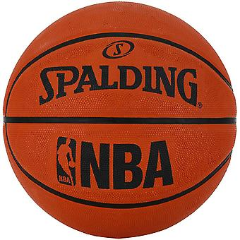 Spalding NBA Tan Basketball Size 7