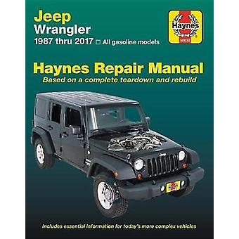 HM Jeep Wrangler 1987-2017 by HM Jeep Wrangler 1987-2017 - 9781620922