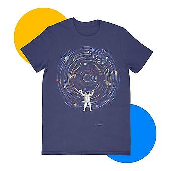 Ruimte magic t-shirt