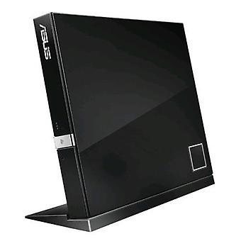 Asus sbc-06d2x-u/blk masterizzatore cd-dvd lettore cd-dvd-blue-ray esterno interfaccia usb colore nero
