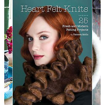 Chronicle Books Heart Felt Knits Ch 2528