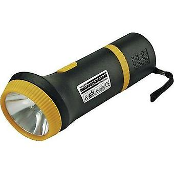 Krypton Torch Brüder Mannesmann Battery-powered torch rechargeable 230 g Yellow, Black