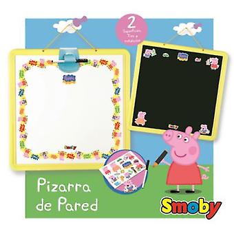 Smoby Tableau d'affichage Peppa Pig