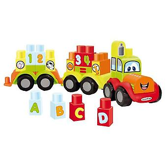 Smoby Abrick Maxi Train (Toys , Constructions , Vehicles)
