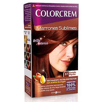 Eugene Perma Colorcrem 37 Brown Papryka (Woman , Hair Care , Hair dyes , Hair Dyes)