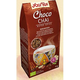 Yogi Tea Chocolate Chai Te Bio (Dietetics and nutrition , Vitality)