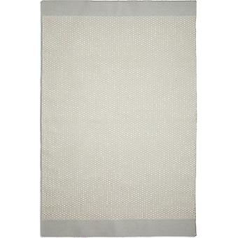 Rugs -Belle Light Blue & Off White - BEL06