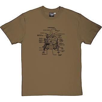 Apollo Lunar Module Men's T-Shirt
