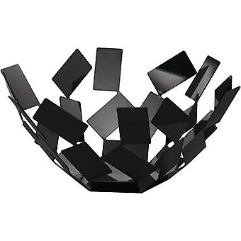 Alessi La Stanza Black Fruit Bowl