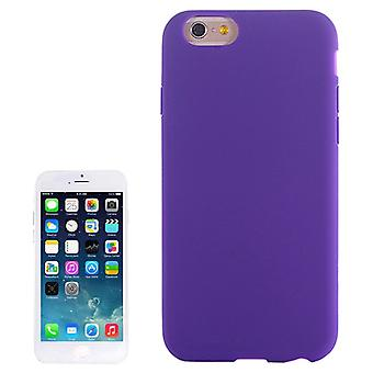 Apple iPhone 6 phone cover silicone purple / violet