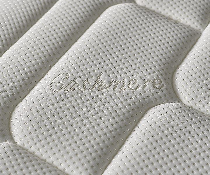 Madrassen viskoelastiska lyx Comfort Cashmere 26 cm höjd (+/-2cm) 135_x_180_cm