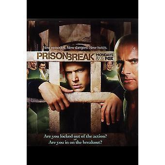 Gevangenis Break (TV) filmposter (11 x 17)