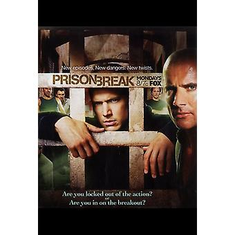 Fängelse paus (TV) filmaffisch (11 x 17)