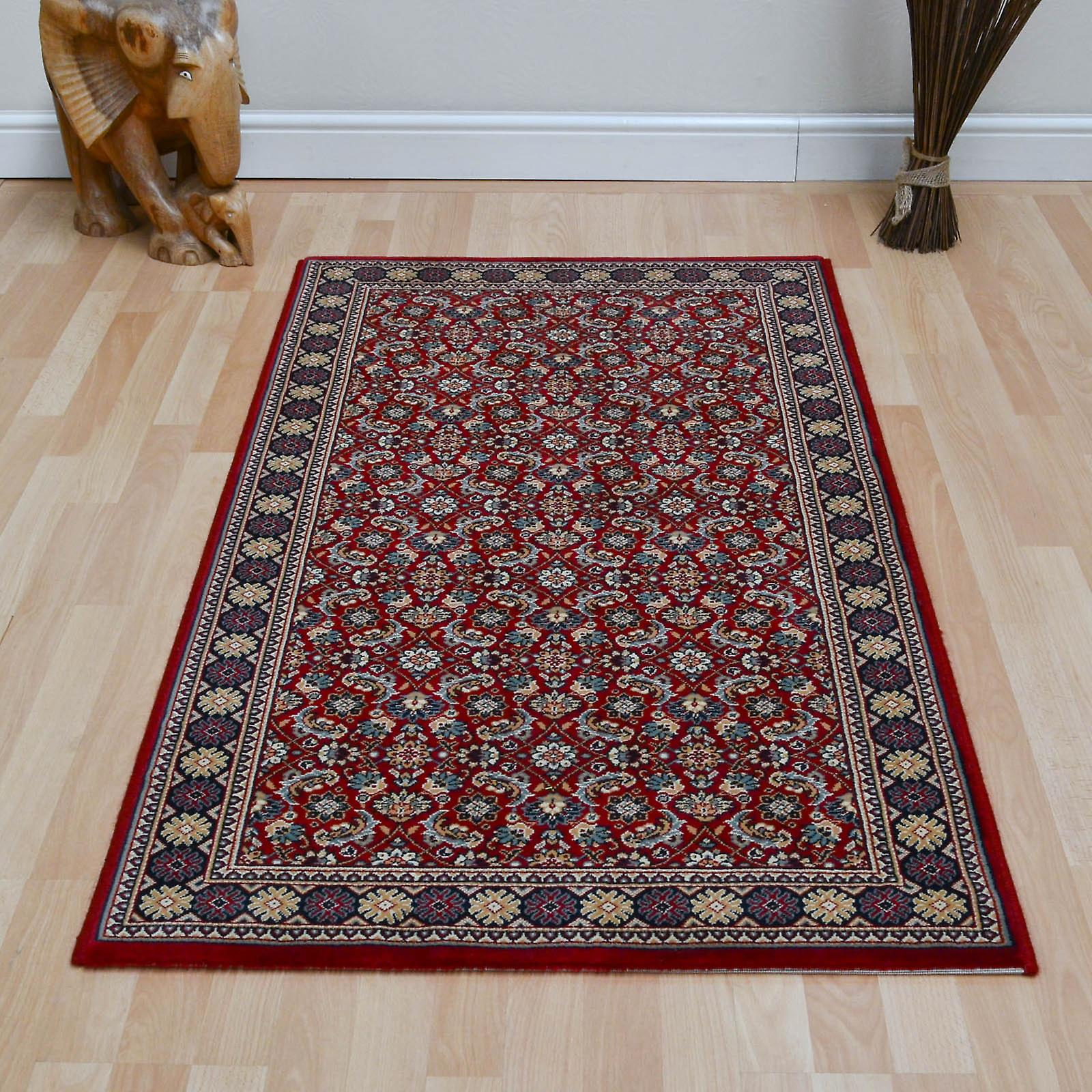 Lano Kasbah Rugs 12176 474 Red
