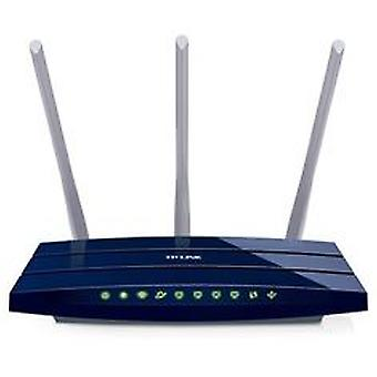 Tp-Link 450 mbps wifi router + switch (Home , Electronics , Network , Routers)