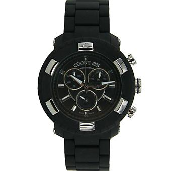 Cerruti 1881 mens watch wristwatch stainless steel CRA063G224H