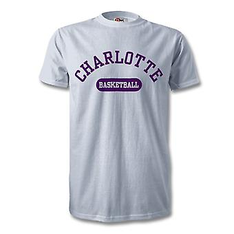Charlotte basket Kids T-Shirt