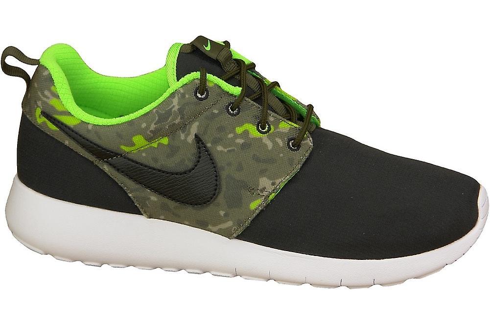 Nike Roshe One Print Gs 677782-008 Kids sneakers