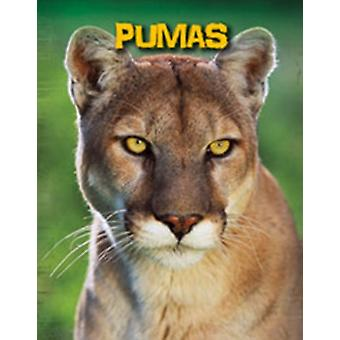 Pumas (Living in the Wild: Big Cats) (Paperback) by Guillain Charlotte
