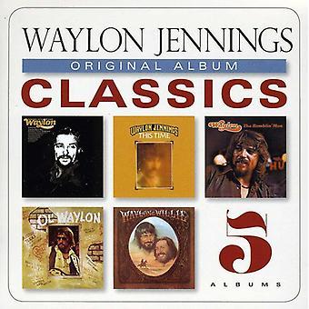 Waylon Jennings - Original Album Classics [CD] USA import