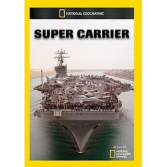 Super Carrier [DVD] USA import