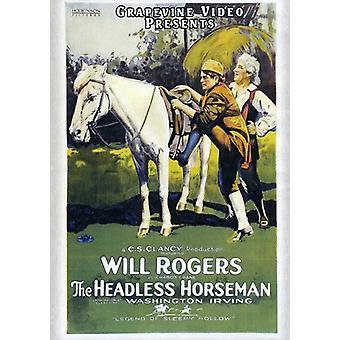 Headless Horseman (1922) [DVD] USA import