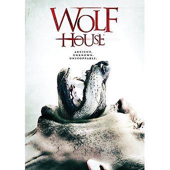 Wolf hus [DVD] USA importerer