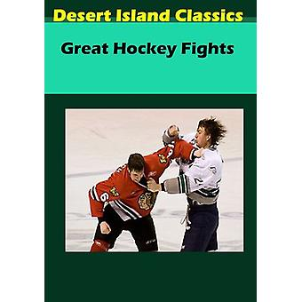 Great Hockey Fights [DVD] USA import