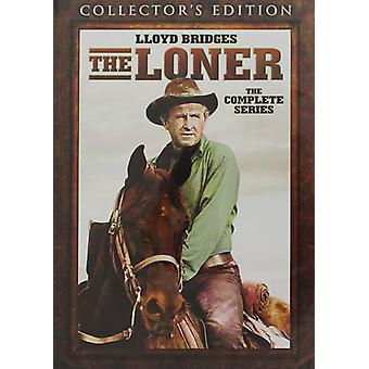 Loner: The Complete Series [DVD] USA import