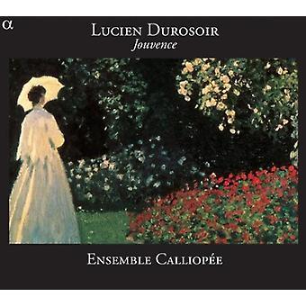 Durosoir. - Lucine Durosoir: Jouvence [CD] USA import