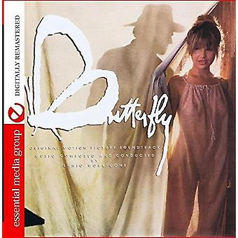 Ennio Morricone - Butterfly / O.S.T. [CD] USA import
