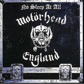 Motorhead - No Sleep at All [CD] USA import