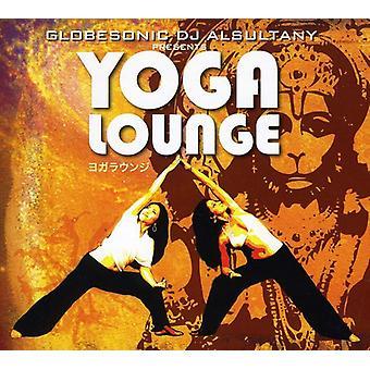 Globesonic DJ Alsultany præsenterer Yoga Lo - Globesonic DJ Alsultany præsenterer Yoga Lo [CD] USA import